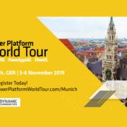 """datenkultur präsentiert die """"Power Platform World Tour"""" in München"""