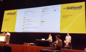datenkultur auf der Data & BI Summit in Dublin