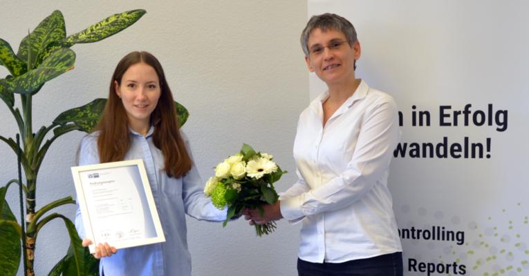 Ausbildung erfolgreich abgeschlossen – wir gratulieren!