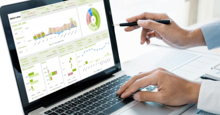 Szenario: Liquiditätssteuerung in Krisenzeiten mit Hilfe des Power BI Liquiditätsdashboards